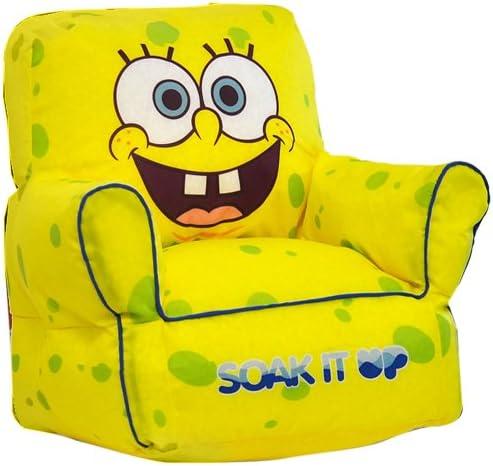 Nickelodeon Spongebob Squarepants Bean Bag Sofa Chair