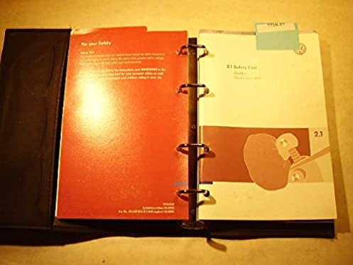 2008 volkswagen rabbit owners manual volkswagen amazon com books rh amazon com 2008 vw rabbit 2.5 owner's manual 2007 vw rabbit owners manual