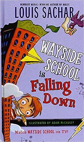 Wayside School Is Falling Down Louis Sachar 9781435299597 Amazon