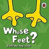 Whose Feet by Fiona Munro (2007-02-22)