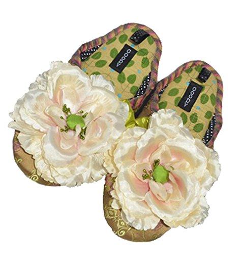Goody Goody Pantoufles, Floraux