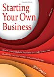 Starting Your Own Business, Jim Green, 1845284208
