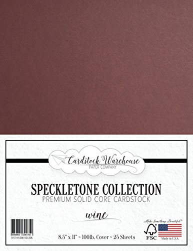 ycled Cardstock - 8.5