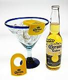 Corona Extra CoronaRita Drink Clips, set of