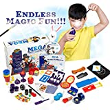 Jumbo Magic Tricks Set for Kids. Perform Hundreds Today's Most...