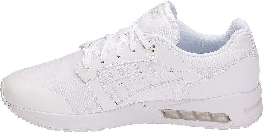ASICS Tiger Gel-Saga Sou Chaussures pour Homme Blanc Blanc