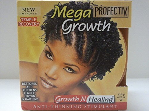 Profectiv Mega Growth Anti-Fading Temple Recovery, 6 oz