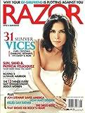 Razor Magazine June 2005 (Patricia Velasquez, Jon Stewart)
