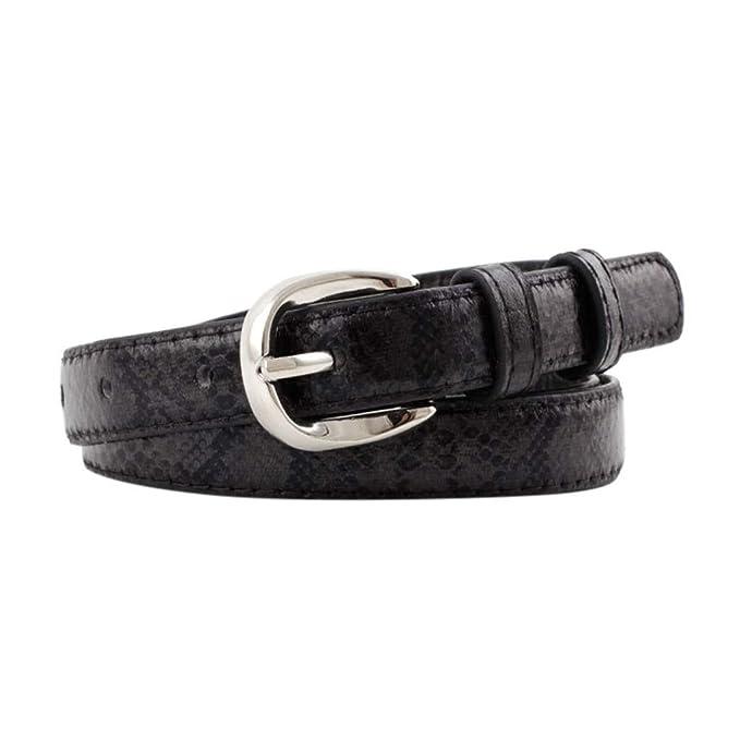 Amazon.com: Cinturones de moda, SFE para mujer con estampado ...