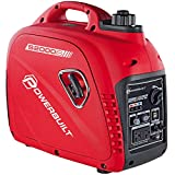2000 Watt Portable Generator - Powerbuilt 2000 Watt Portable Digital Inverter Parallel USB Generator - 941564