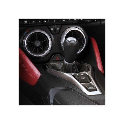 - 2016-2017 Chevrolet Camaro Adrenaline Red Knee Pad Trim Kit
