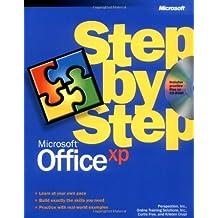 Microsoft Office XP Step by Step by Microsoft Corporation (2001-07-11)