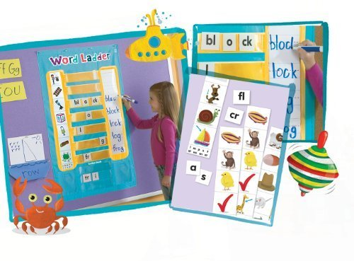 word ladder activity center - 3