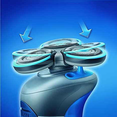 Philips HS 8020/17 Nivea for Men Shaver, Litio-Ion, 8 h - Maquinilla de afeitar: Amazon.es: Salud y cuidado personal