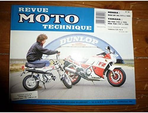 Amazon Fr Rmt Revues Techniques Moto Dax St70 Fz750