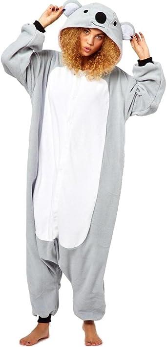 Samgu Koala Unisex disfraz Anime animal cosplay Onesie ...