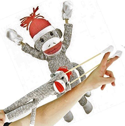 Superfly Sock Monkey by iN.