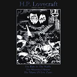The Dark Worlds of H.P. Lovecraft, Volume 4