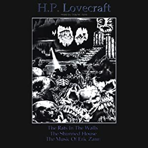 The Dark Worlds of H.P. Lovecraft, Volume 4 Hörbuch