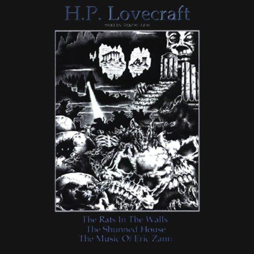 Bargain Audio Book - The Dark Worlds of H P  Lovecraft  Volume