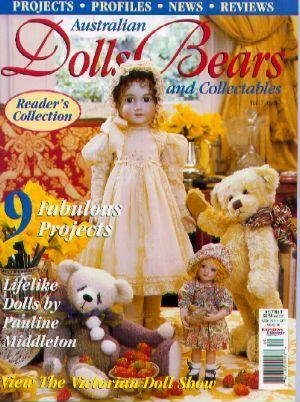 Australian Dolls, Bears and Collectables Magazine, Vol. 7 No. 9