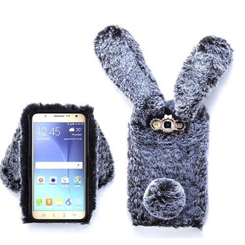 samsung galaxy j3 phone case fluffy