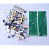 kits Stereo L12-2 Class AB Audio Power Amplifier Board 2-Channel AMP 120W