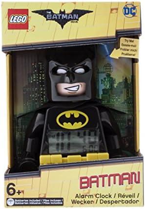 LEGO ® DC superman figurine Voice Alarm Clock