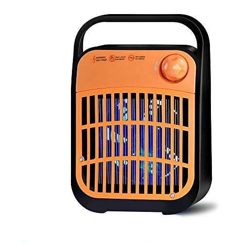 BESYOYO Electric Bug Zapper and Fly Zapper Killer,Insect Killer Mosquito Eliminator with UV Light Trap Catcher for Residential and Commercial - Well Window Covers Basement Large