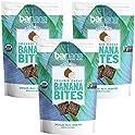 3 Count Barnana Organic Coconut Chewy Banana Bites