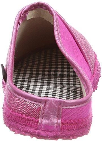 Giesswein Women's Patsch Open Back Slippers Pink (Himbeer 364) pKGFU