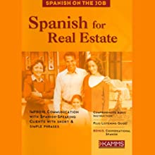 Spanish for Real Estate Audiobook by Stacey Kammerman Narrated by Stacey Kammerman