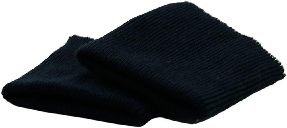 Haberdashery Online 2 pu/ños el/ásticos para ropa color Marino REF Ideales para rematar todas tus prendas PUNO22-ES