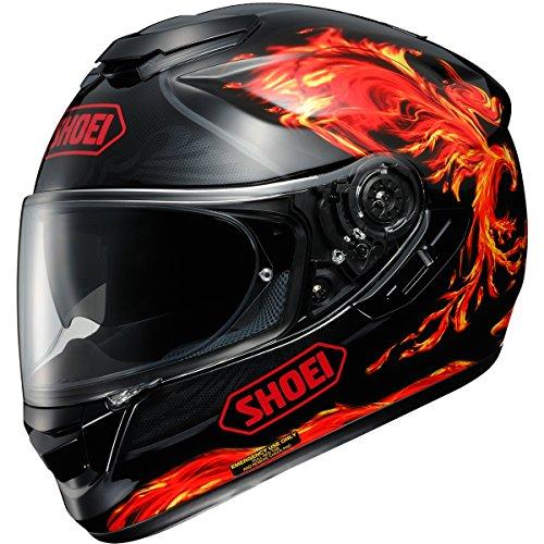 Shoei Revive GT-Air Street Bike Racing Motorcycle Helmet - TC-1 / Large