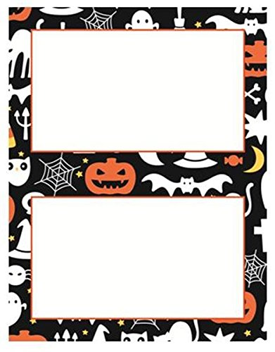 Halloween Party Print at Home Invitation Kit -