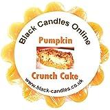 Black Candles Wax Tart Melt - Pumpkin Crunch Cake Fragrance by Black Candles Online