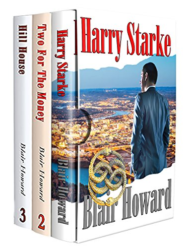 The Harry Starke Series: Books 1-3 (The Harry Starke Series Boxed Set...