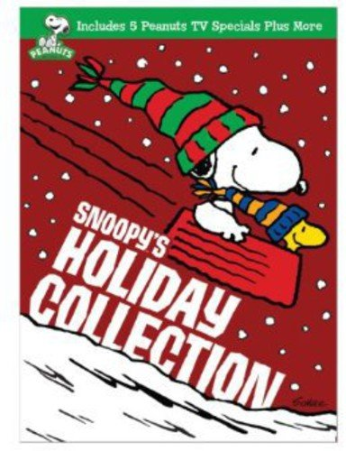 Snoopy's Holiday Collection (DVD) -