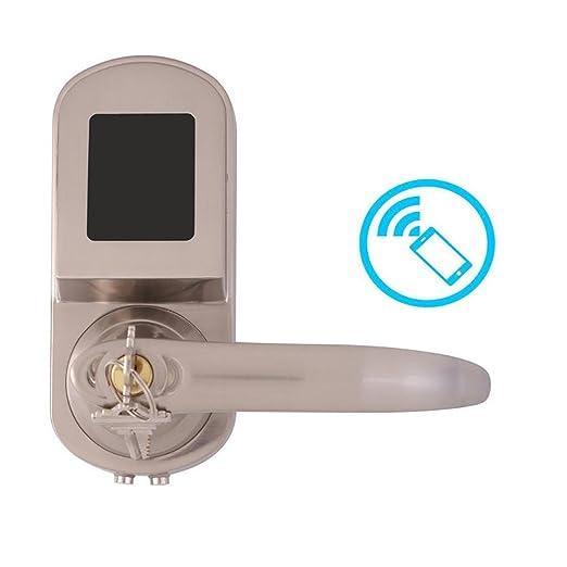 TDJDYQ Aleación de Zinc Control del teléfono Tarjeta NFC Llave de ...