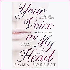 Your Voice in My Head Audiobook