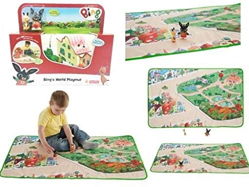 Fisher-Price Mattel DTB80 Bings World Playmat