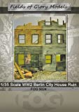 1/35 Scale ~ WW2 Berlin City House Ruin