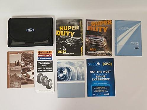 2011 ford truck f 250 f 350 f450 550 service shop repair manual set rh amazon com 2011 Ford F350 Fuse Diagram 2011 Ford F350 Dually