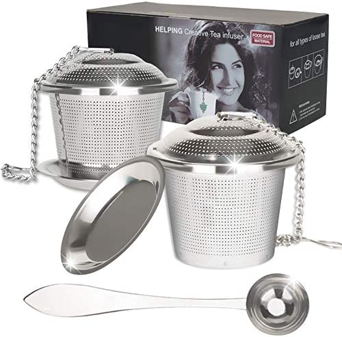 Numola Reusable Stainless Strainers Extented product image