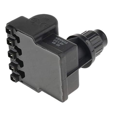 perfk Botón de Encendido de Barbacoa Estufas de Gas Herramientas Industrial Material Educativo - 5