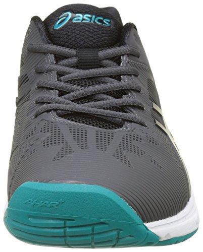 bleu Para Zapatillas Grey Tenis dark Hombre black Speed Lapis Gel De Gris solution Asics gq7wa7