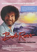 Bob Ross DVD. Seascape Collection. 390 Minutes.