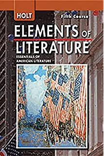Elements of literature fifth course literature of the united states holt elements of literature 5th course essentials of american literature teachers edition fandeluxe Image collections