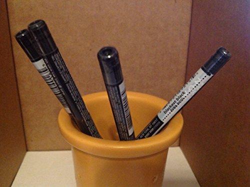 Avon Glimmersticks Eye Liner Blackest Black LOT 4 Pcs.