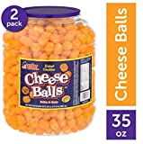 Product of Utz Cheese Ball Barrels 35